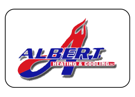Albert Heating & Cooling, Inc. Logo